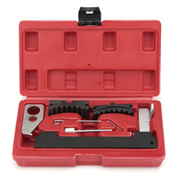 Professional Car Engine Timing Tool Kit For Fiat /Cruze /Vauxhall /Opel Auto Engine Care Repair Tools with Red Box