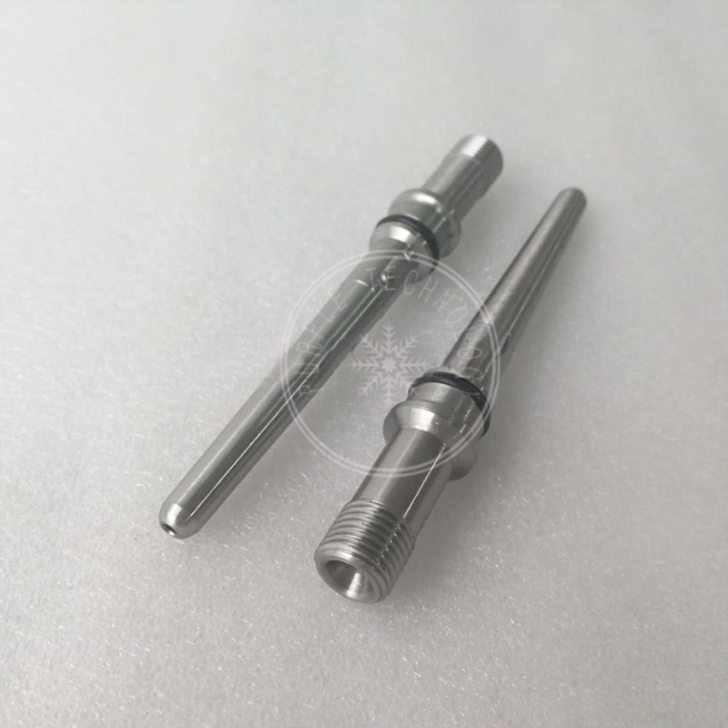 US $36 0 |diesel fuel high pressure common rail injector connector rod  4903254 for cummins ISDE ISLE-in Mechanical Testers from Automobiles &