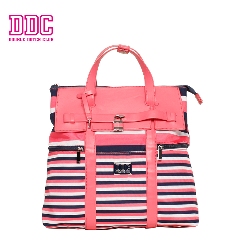 DDC Brand Handbag Leather Women Bag Casual Tote Female Shoulder Bag Designer Fashion Zipper Women Handbag Nylon Messenger Bag ddc brand handbags new bag female solid bag women messenger bag female casual tote small original designer female shoulder bag