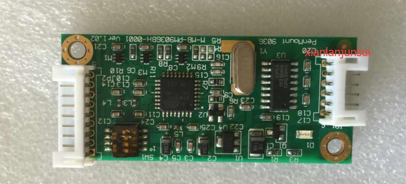 Плата серийного драйвера сенсорного экрана PM9036 PM9036BH penMount