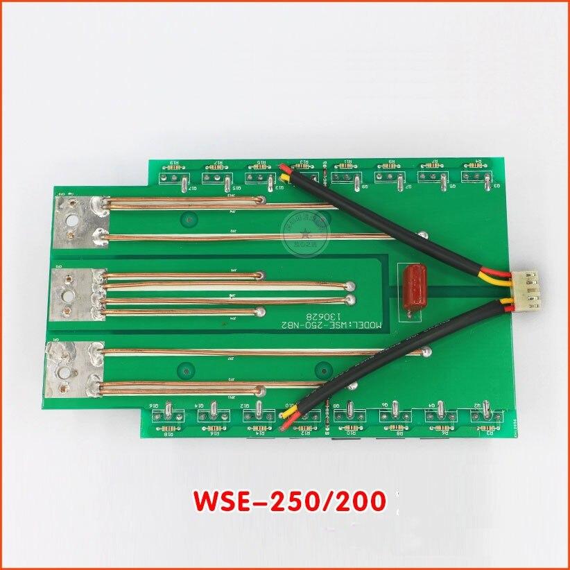 WSE-200 250 вторичный инвертор переменного тока квадратная волна аргоновая дуговая сварочная машина инверторная плата