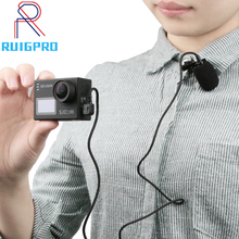 Accessori Microfono Esterno MIC per SJCAM SJ6 LEGGENDA/SJ7 Star/SJ360 Macchina Fotografica di Sport