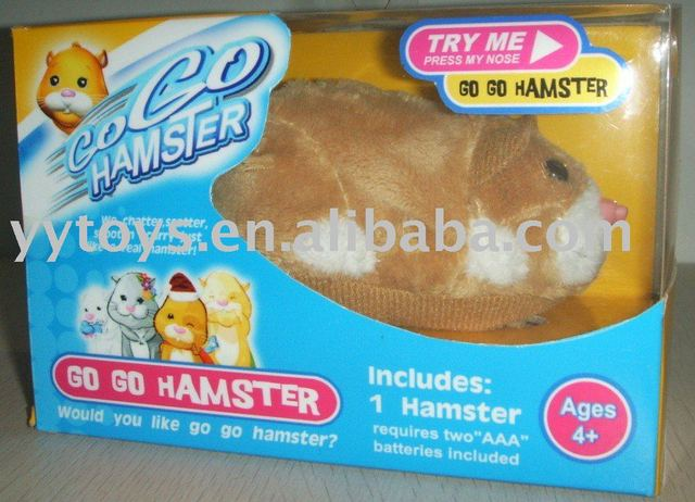 ORDER ONLY 2010 hot selling toys go go pet bed, orignal factory price,toy animal,lovely mouse