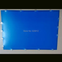 A3 cuttable el sheet Cuttable EL Backlight Cuttable EL Backlight sheet with 50cm connectors and without inverter