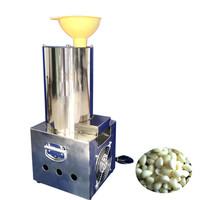 25kg/H Stainless Steel Garlic Peeling Machine Garlic Peeler Garlic Skin Remove Machine For Home Restaurant Hotel