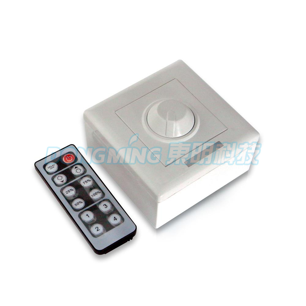 Led Light Dimmer 8a 12keys Dc 5 24v Ir Remote Control Wireless Switch For 12v Or 96w Lights Specifications Free Shipping