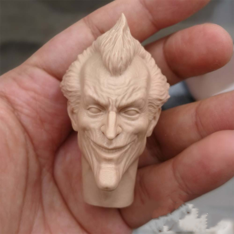 1//6 scale Male Head Carving Batman Arkham Knight Bruce Wayne Head Model