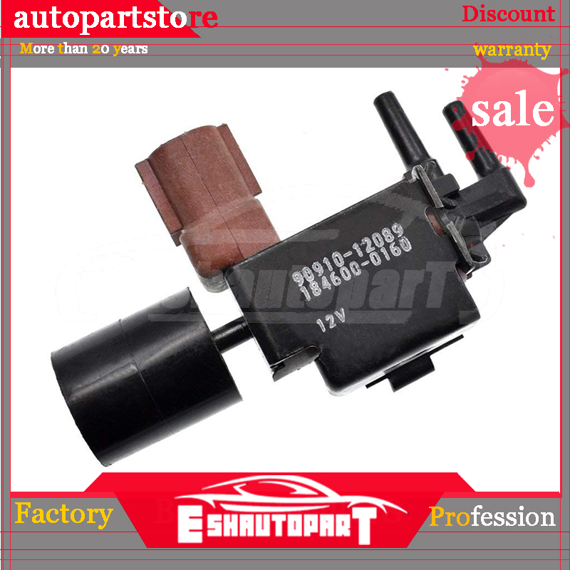 Remanufactured Valve Canister Control Solenoid Valve 90910-12089 184600-0160 For <font><b>TOYOTA</b></font> COROLLA-<font><b>LAND</b></font> <font><b>CRUISER</b></font> 90 <font><b>J9</b></font> 3.0 Diesel image