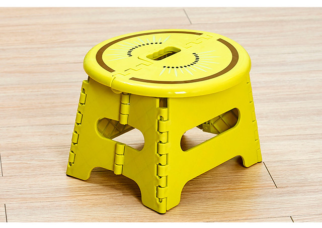Children's Colorful Folding Stool