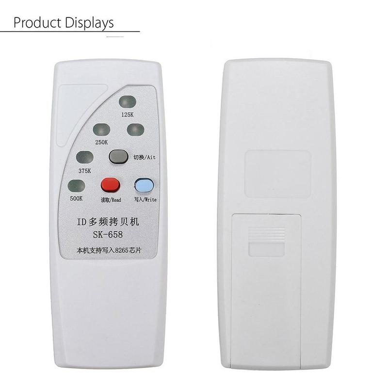 HTB1Jd6SXvjsK1Rjy1Xaq6zispXa2 Handheld Rfid Card Reader -Handheld Rfid Writer 13Pcs 125KHz Card Reader Writer Copier Duplicator with 6 Cards/Tags Kit