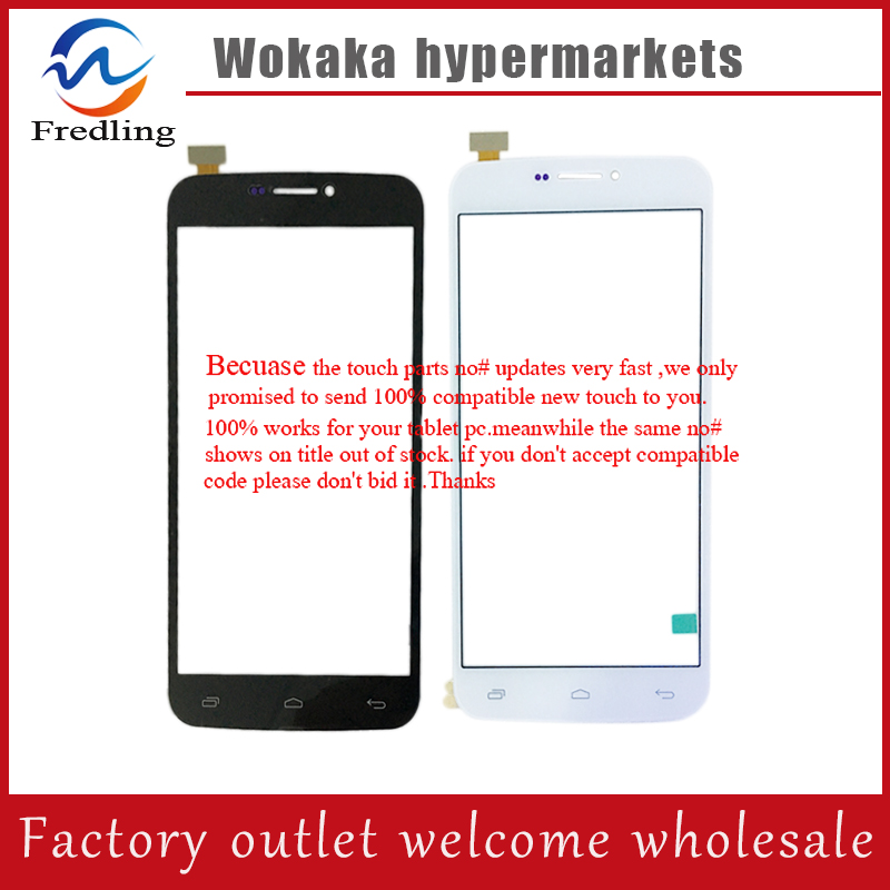 New touchscreen for 6 SUPRA M622G touch screen panel Digitizer Glass Sensor Replacement Touchpad Free Shipping