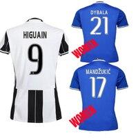 HOT HH 2016 2017 Juventus Women Football Shirts 16 17 Soccer Jersey Home Away Third HYY