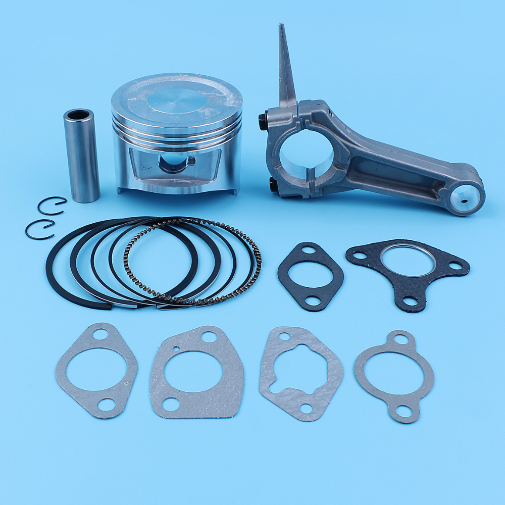 88mm Piston Ring Connecting Rod Gasket Set For Honda GX390 13HP GX 390 Engine Generator ahl motorcycle engine parts connecting rod bearing kit for honda crf250 crf 250 2004 2005 piston connecting rod