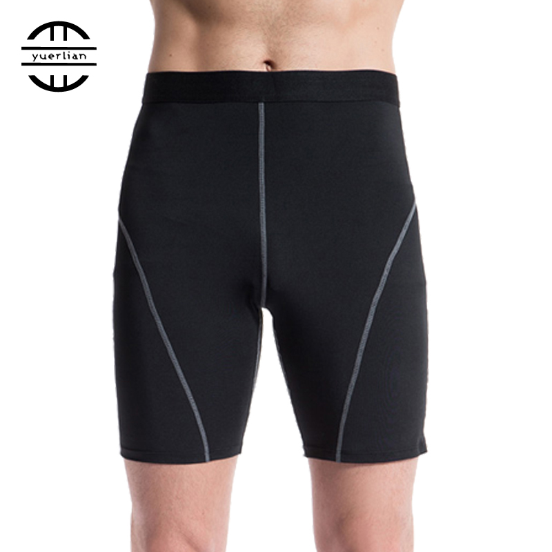 0a44636f22 Yel Ginásio Leggings 2016 Shorts Yoga Crossfit Bermudas Masculina De Marca  Leggins Bape Bicicleta Futebol Basquete Shorts de Corrida em Shorts de  corrida de ...