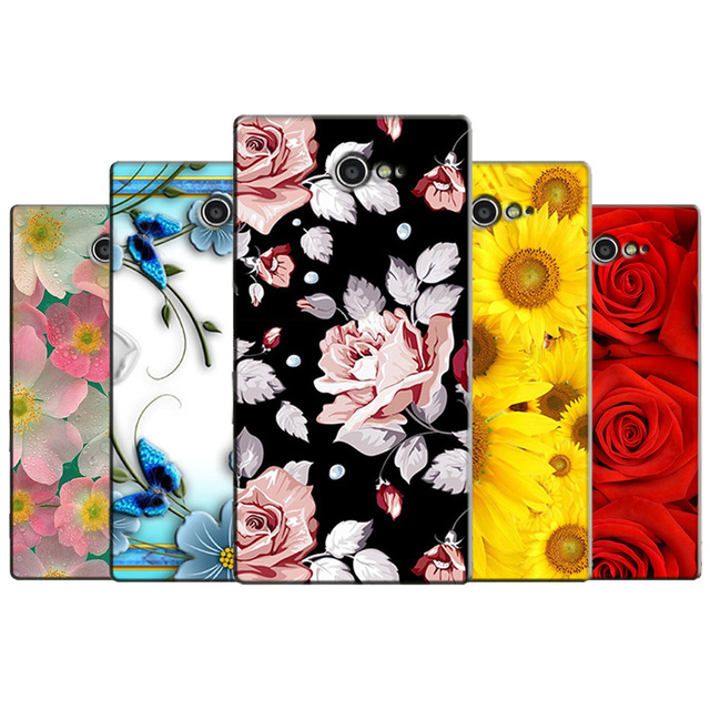 factory authentic 4d9ac 5c014 US $3.54 29% OFF|Hard Plastic Phone Case For sony M2 Case for Sony Xperia  M2 D2303 S50h D2305 D2306 Case Cover Shell Housing-in Half-wrapped Case  from ...