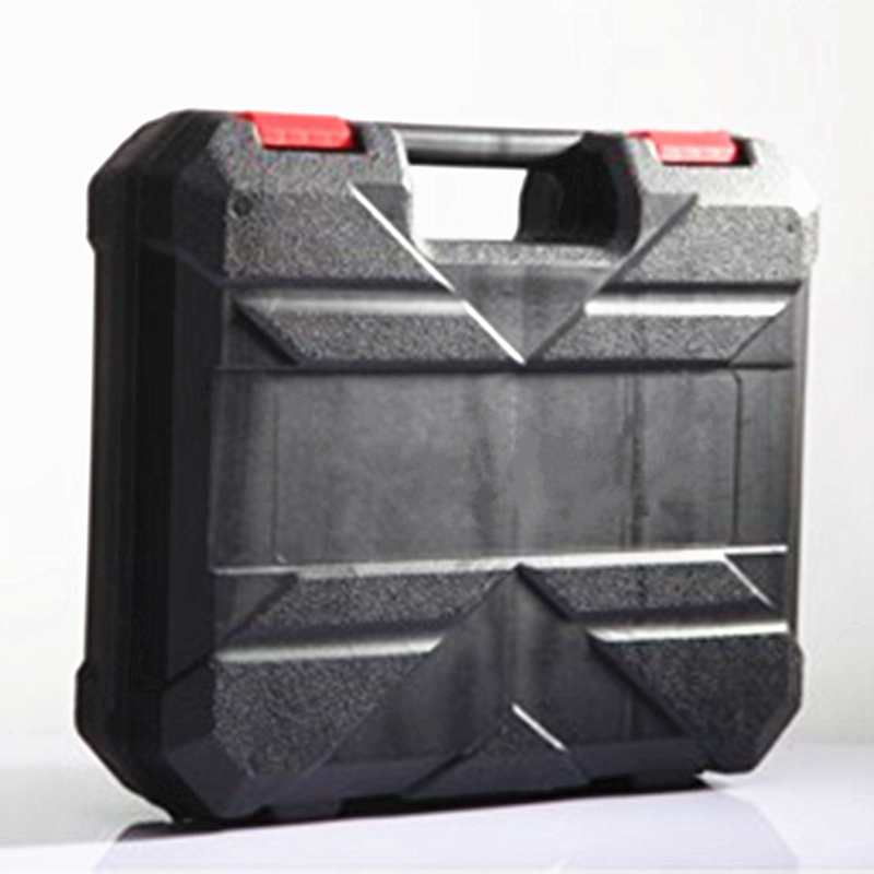 Plastic Box For 12V 16.8V Electric Screwdriver Cordless Drill Other Power Tool Plastic Case Only 4 8vlithium battery 2 torque electric drill bit cordless electric screwdriver hand wrench with plastic case carry tool box set