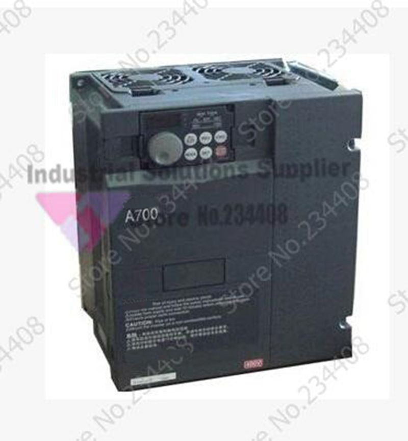 New Input 3 Ph Output 3 PH Variable Frequency Drive Inverter FR-A740-1.5K-CHT 380~480V 4A 1.5KW 380V 0.2~400Hz new original inverter fr a740 15k c9