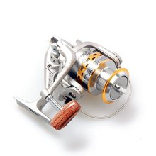 Spinning Reel SG3000A 5.1:1 GEAR RATIO High Quality Metal Spinning Reels Fishing Tackle Lure Fishing Reels1pcs free shiping