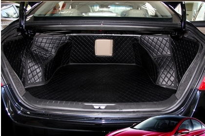 Special Trunk Mats For Hyundai Sonata 2017 Waterproof Cargo Liner Boot
