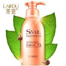 LAIKOU Snail Moisturizing body lotion 250ml Hydrating Nourish oil cont