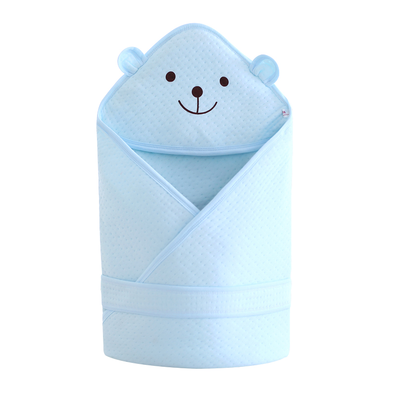 85*85cm Envelope Blanket for Baby Sleeping Bag Cotton Warm Newborns Swaddle Spring Autum ...
