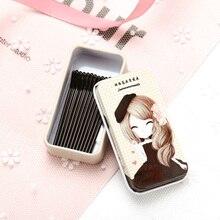 Basic Hair Clips Cute Box