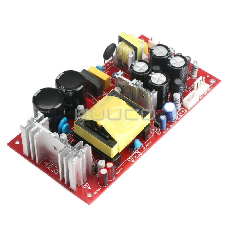 Amplifier Power Supply Module AC 110~220V to 15V/25V Dual Output Switching Power Supply 200W Voltage Regulator/Power Adapter d800 6d slr camera mobile desktop mute rail car three 360 degree rotation