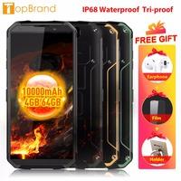 Blackview BV9500 4G Mobile Phone Android 8 1 Octa Core 5 7 18 9 MTK6763T 4GB