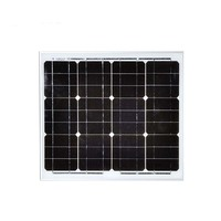 portable solar panels for camping 30w 12v solar panel system monocrystalline solar cell placa fotovoltaica China