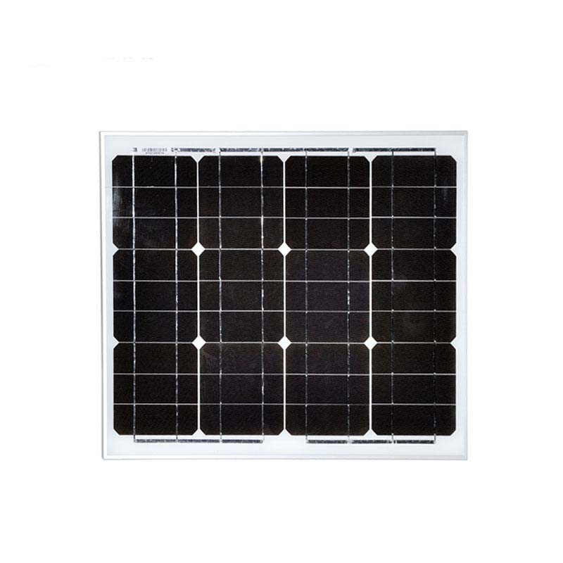 цены portable solar panels for camping 30w 12v solar panel system monocrystalline solar cell placa fotovoltaica China