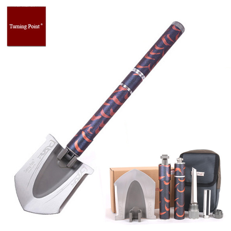 Camping Shovel knife Axe Saw Carbon fiber handle Multifunctional Outdoor Survival Tools Garden spade Folding shovel car tool outdoor protable survival folding spade shovel multifunction shovel hiking tools accessories military hunting camping shovel