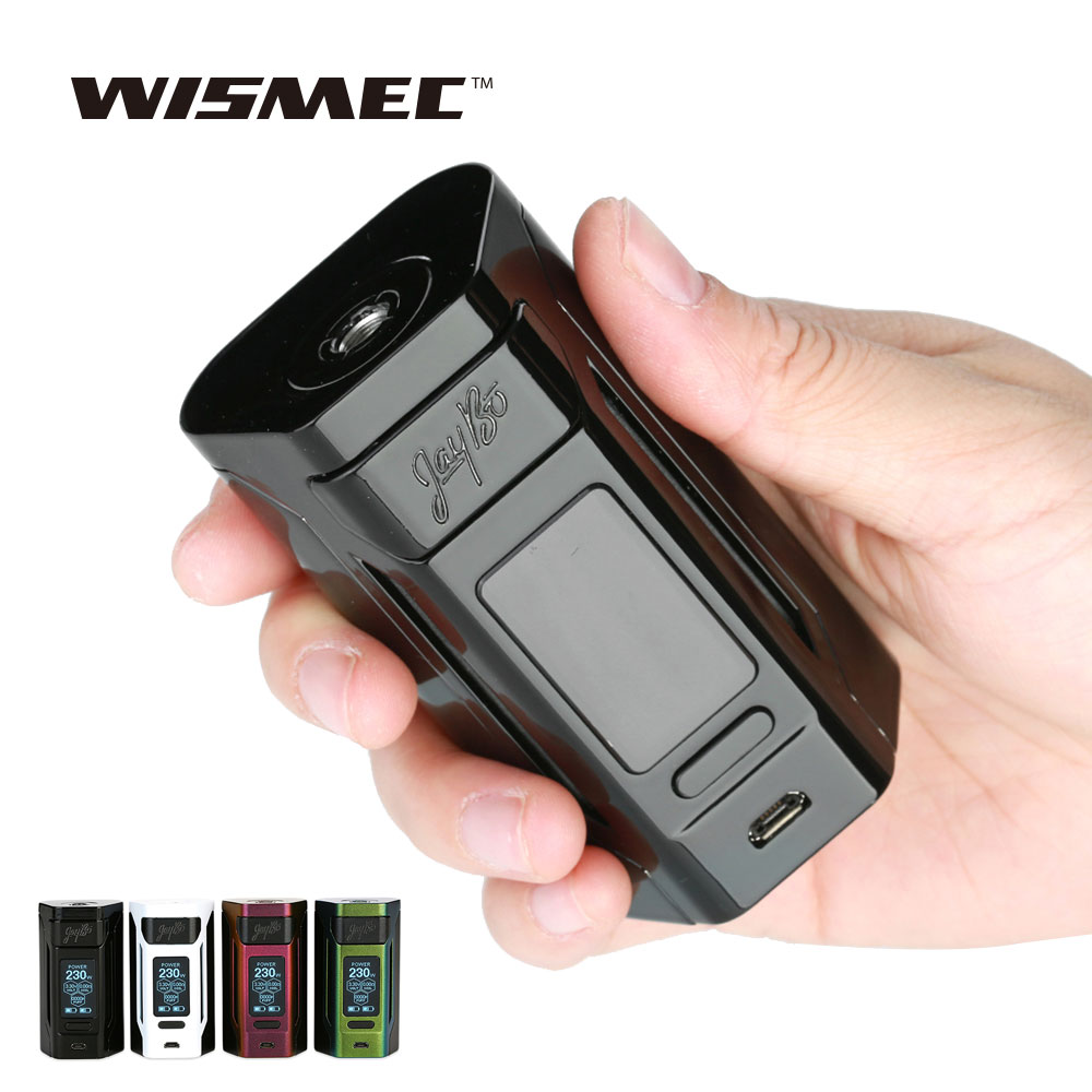 Original WISMEC Reuleaux RX2 21700 230W TC MOD Large Screen Max 230W Huge Power No 18650 Battery Box Mod Vs <font><b>RX200S</b></font>/ gen3 dual image
