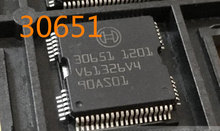 xzhongx 10PCS/LOT 30651 HQFP64 Automotive computer board fuel injection drive module Chip for La-ntia Ma-gotan Car IC Repair vnd5e050ak automotive computer board