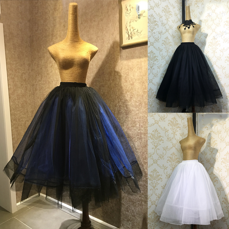 2018 New Ballroom Dance Skirts Women Tutu Long Skirt Standard Waltz Modern Dance Clothing Competition Performance Wear DN1141-0