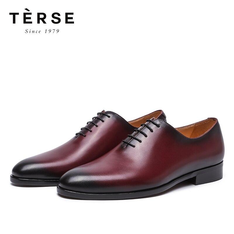 Knappe Der 16 Männer Für 1515 Schuhe Männliche Oxford Kuh Leder Casual Atmungs Formale Handgemachte Vintage Burgundy q5qrT16