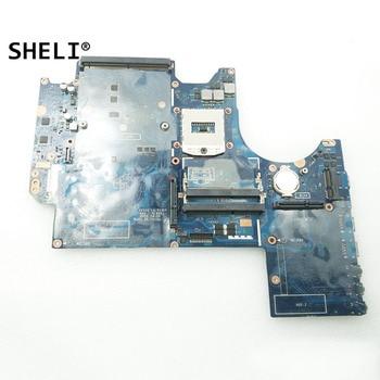 SHELI For DELL Alien-ware M17X R5 Motherboard LA-9331P CN-0GR0H2 GR0H2 CN-02XJJ7 2XJJ7
