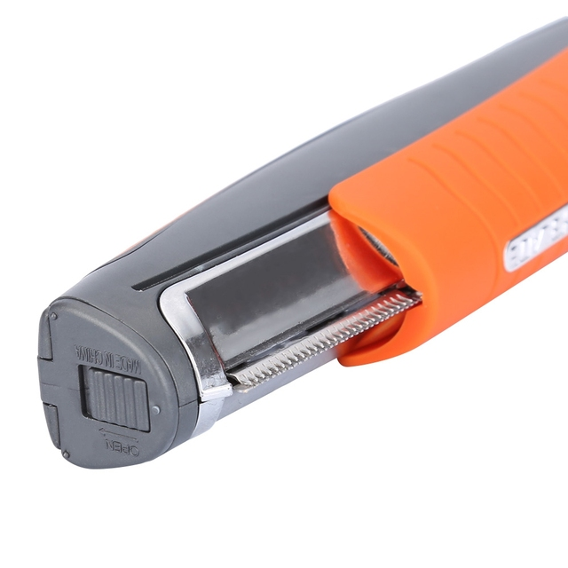 Men Electric Shaver Hair Trimmer Clipper Multi-functional Shaving Razors Men Face Care  4 Size Comb Sharp Blade