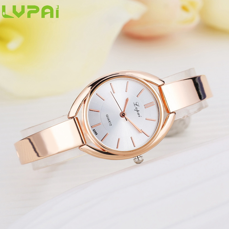 Excellent Quality Fashion Watches Women Luxury Stainless Steel Bracelet Watches Ladies Quartz Dress Watches Reloj Mujer Jan-11