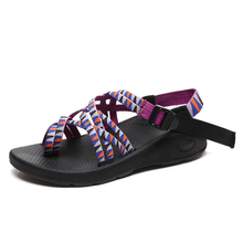 Puimentiua Sandals Fashion Gladiator Women Summer Shoes Female Flat Rome Style Cross Tied 3