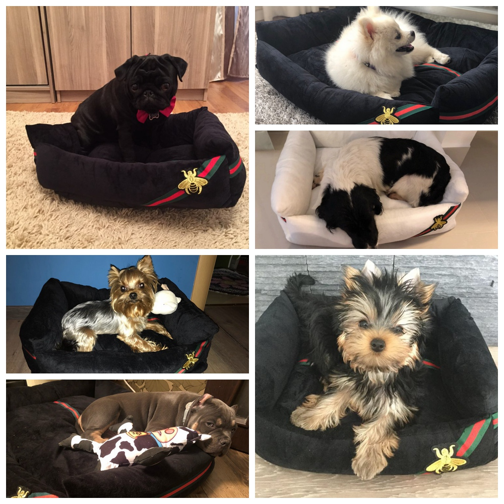 Pet Dog Bed Sofa Dog Waterproof Bed For Small Medium Large Dog Mats Bench Lounger Cat Chihuahua Puppy Bed Mat Pet House Supplies (31)