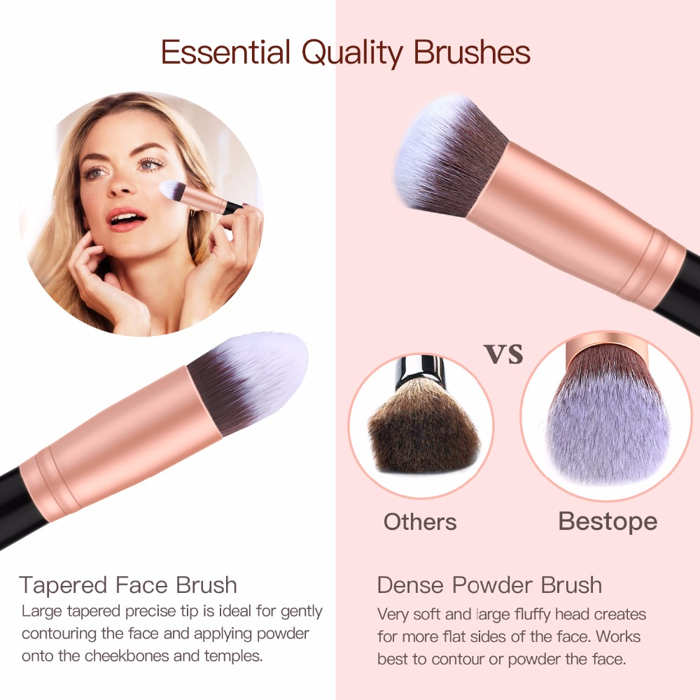 16Pcs Makeup Brushes Set The Shadows Cosmetics Makeup Tools Eyeshadow Eyeliner Lip Make up Brush Maquiagem Maquillaje 4