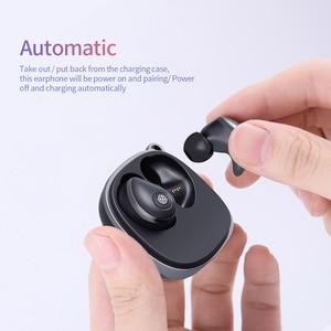 Image 3 - 更新 Nillkin 自動ペア TWS イヤホン Bluetooth 5.0 真のワイヤレス IPX5 ステレオハンズフリー通話充電ケース 750mAh ボリュームコントロール