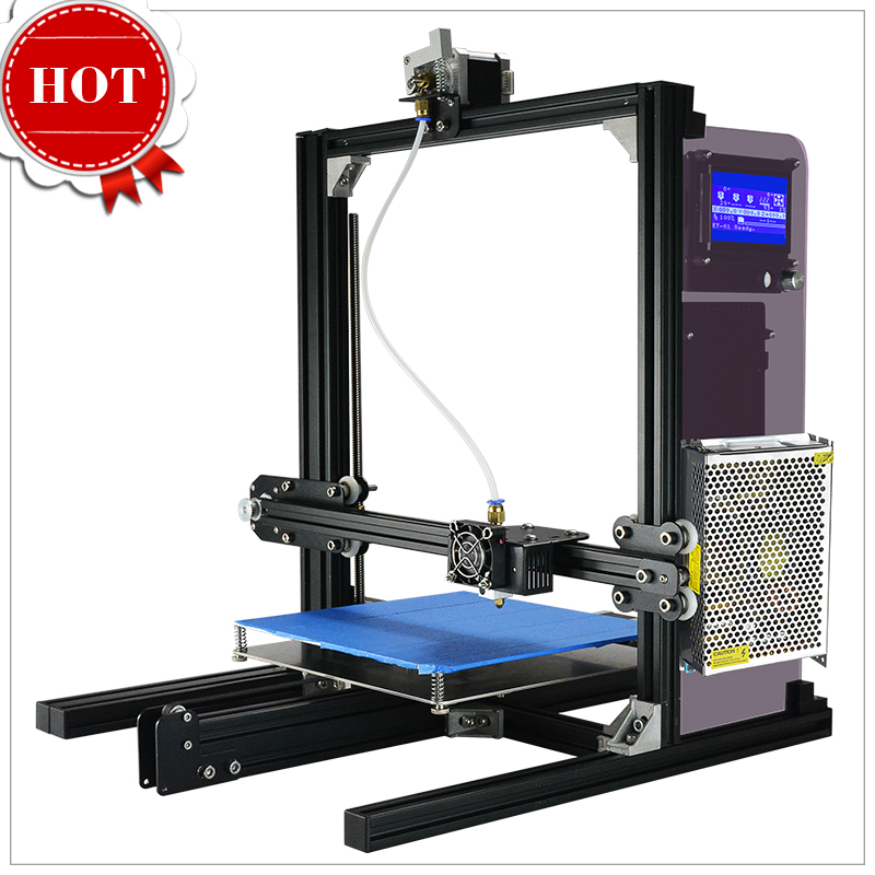 2016 Best and Multifunction Stampante 3D and 3D Desktop Printer for 3D Printing with LCD Screen Panel 110V/220V 220w 50-60HZ