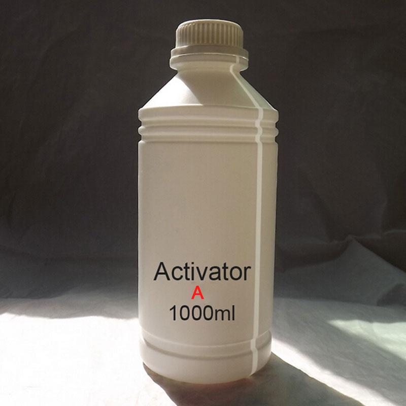 Activateur cnHGarts A pour film de trempage hydroélectrique blanc film d'impression par transfert d'eau transfert de film d'impression aqua