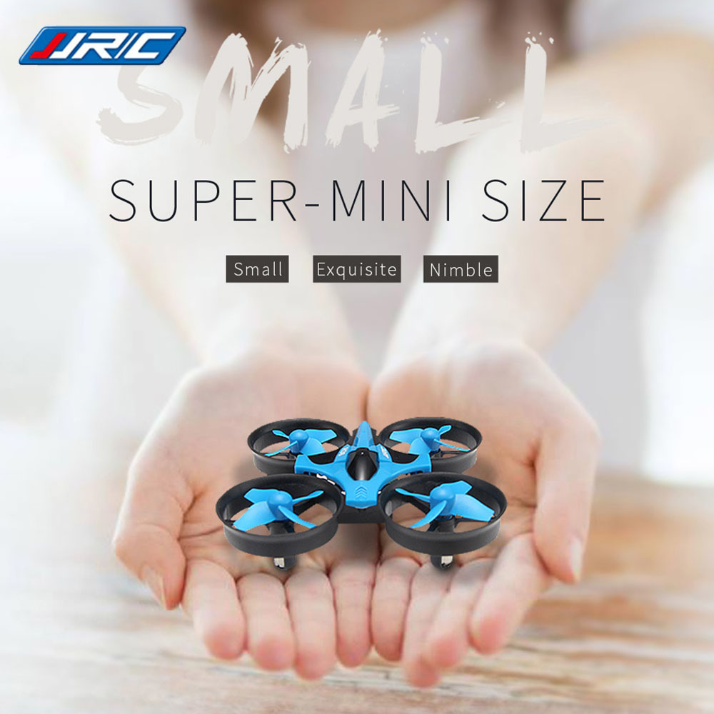 Original JJRC H36 Mini Drone 6 Axis RC <font><b>Micro</b></font> Quadcopters With Headless Mode One Key Return Helicopter Vs H8 H37 Mini Dron Toys image