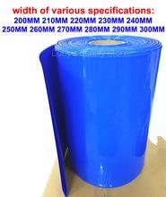 1kg 18650 Lithium Battery Encapsulation Heat Shrink Tubing 3 Pack Insulation Film PVC
