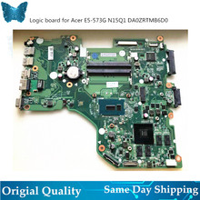 Original New Logicboard for ACER E5-573g i7 Motherboard DA0ZRTMB6D0