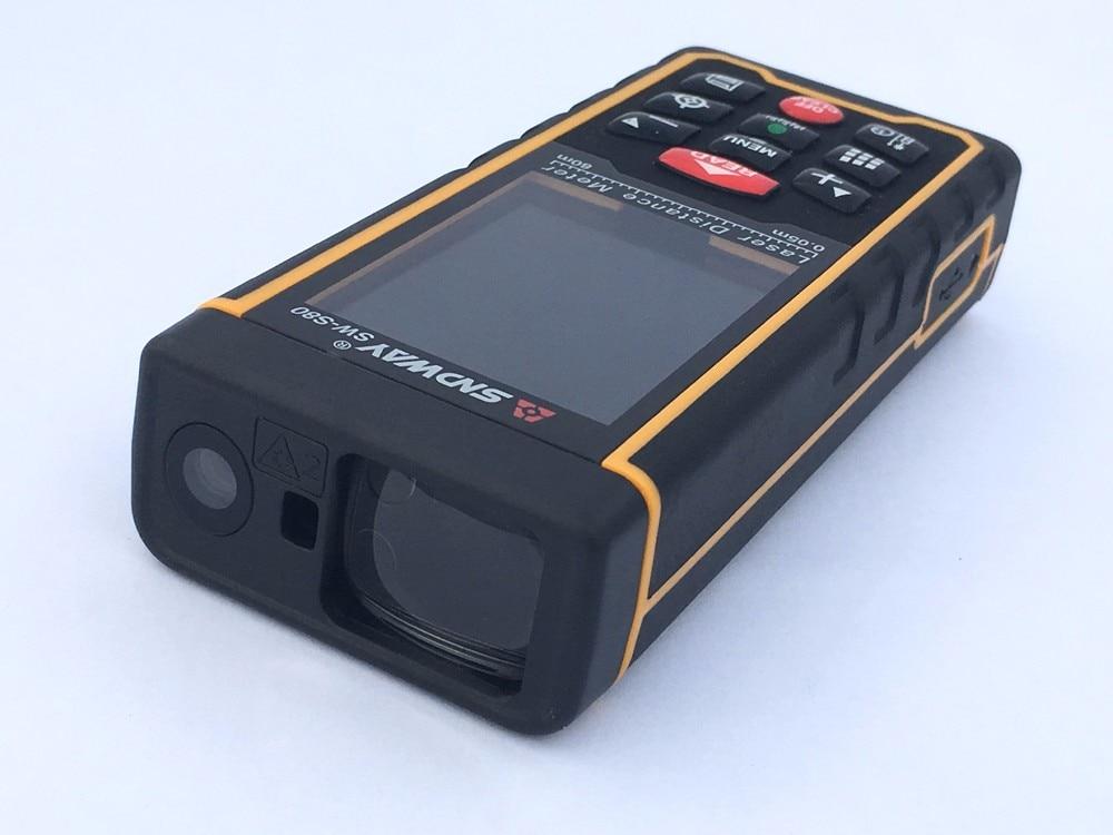 Laser Entfernungsmesser Mit Usb Anschluss : Laser distanzmessgerät entfernungsmesser außen 80 mt w kamera akku