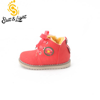 Hot Sale Children S Winter Shoes Thick Keep Warm Cotton Padded Boots Boys Girls High Quality