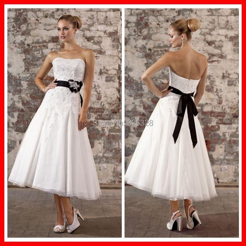 Tea Length Wedding Dress Designers Reviews - Online Shopping Tea ...